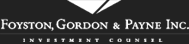 Foyston, Gordon & Payne Inc. - Investment Council